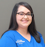 Jazmine Of Stork Orthodontics Of West Des Moines Iowa